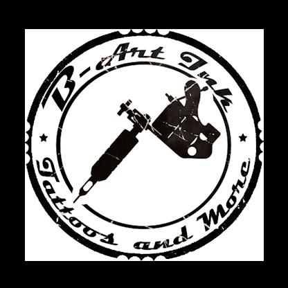 B-Art logo